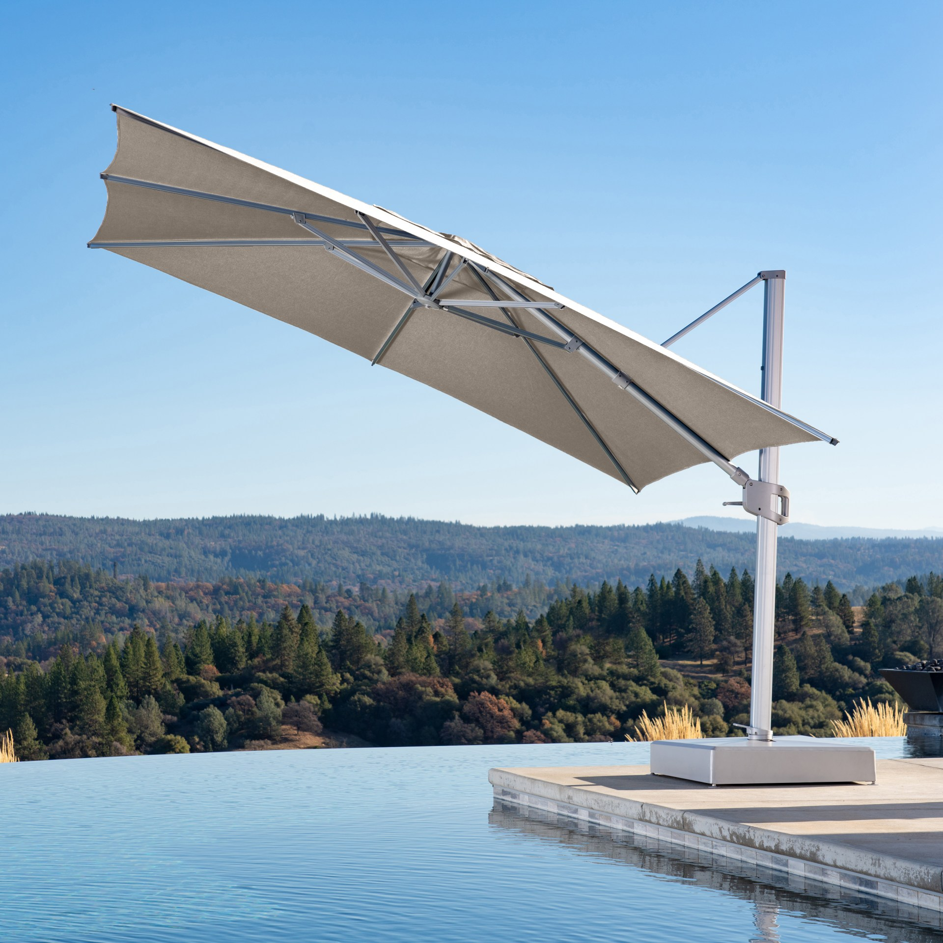 sunvilla 12 commercial square offset umbrella