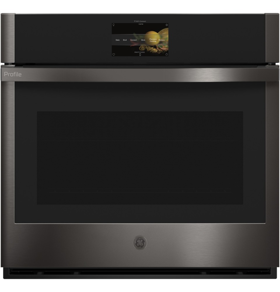 electric built in single wall oven