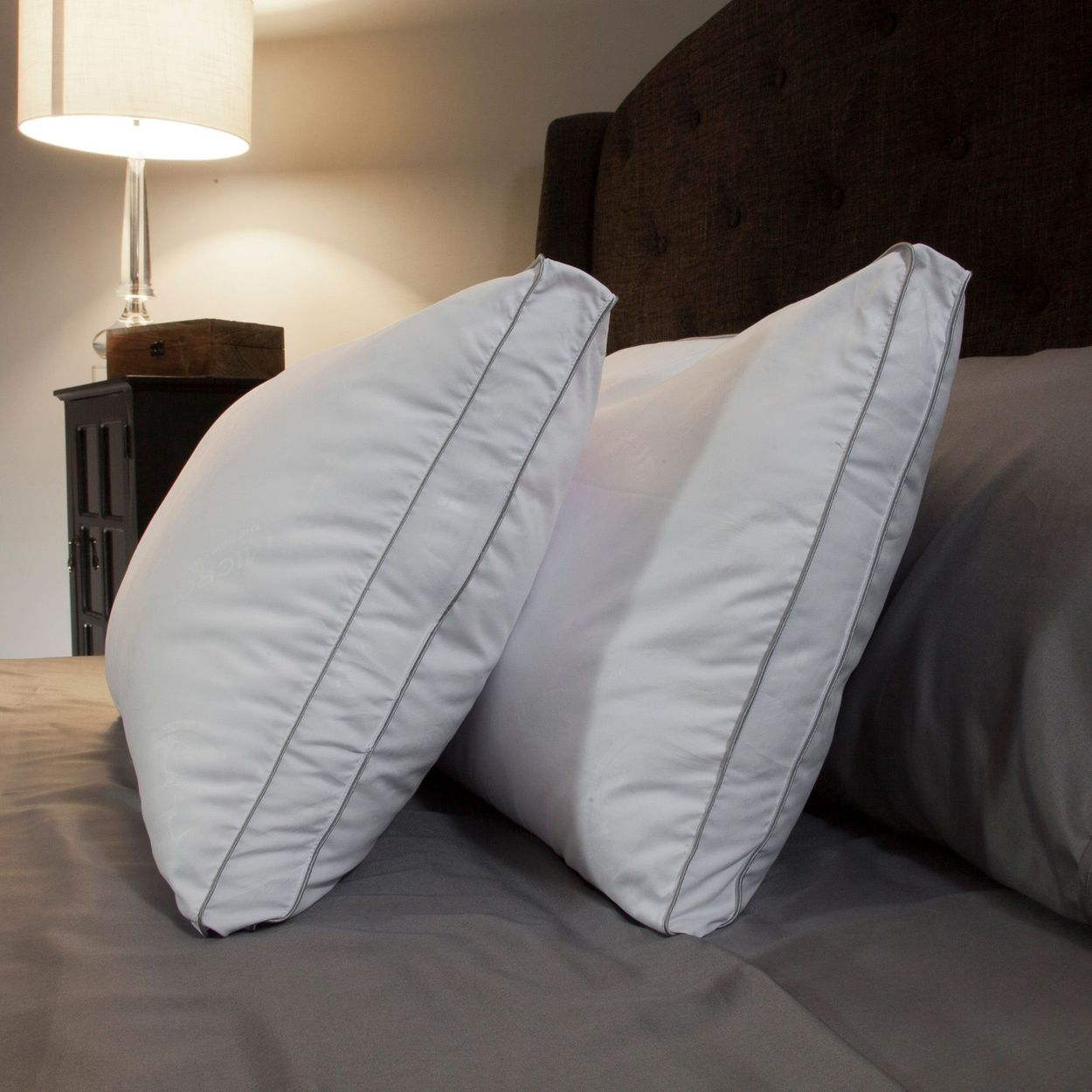 allied home micronone anti allergen pillow 2 pack