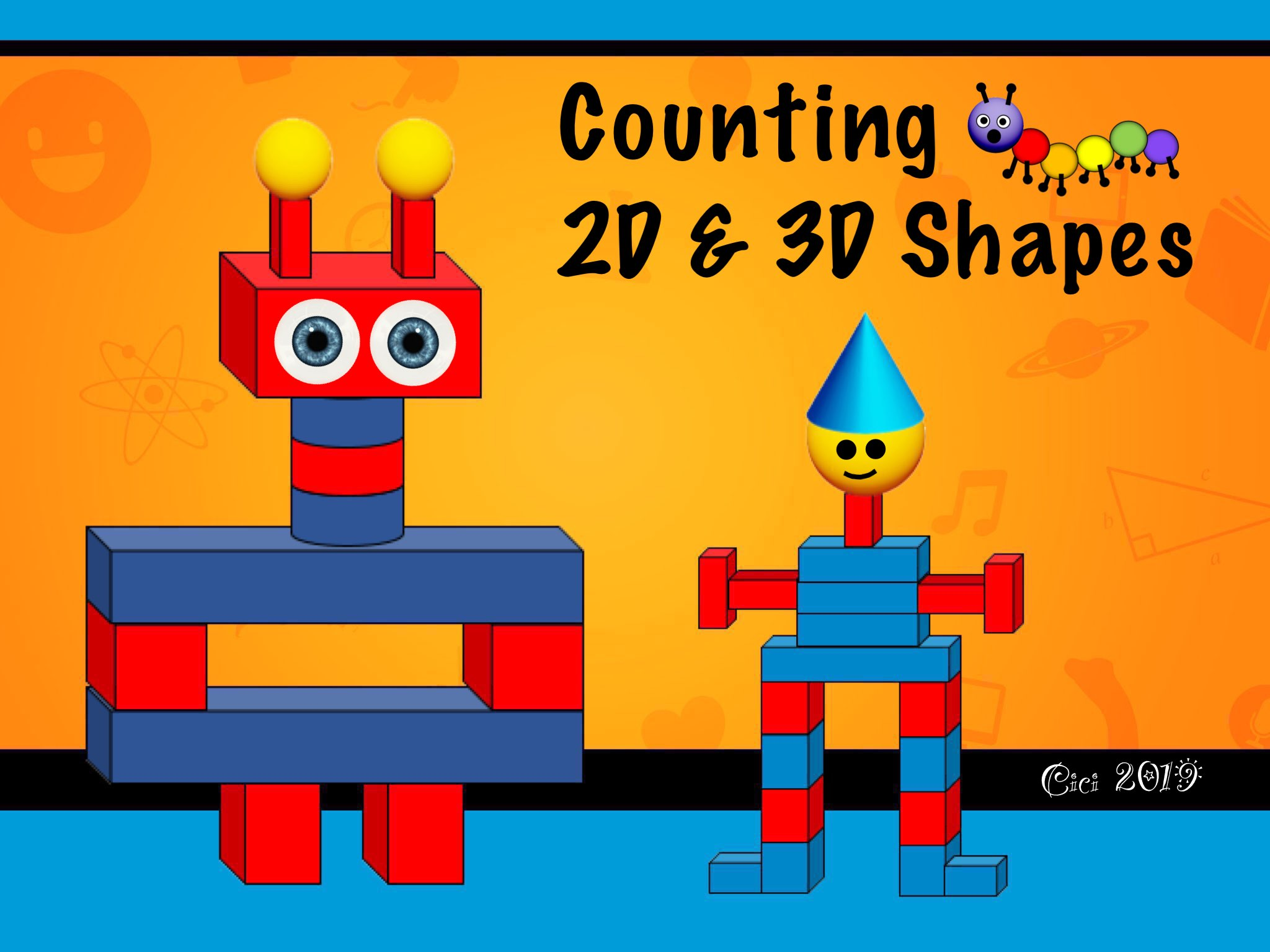 Play Counting Shapes