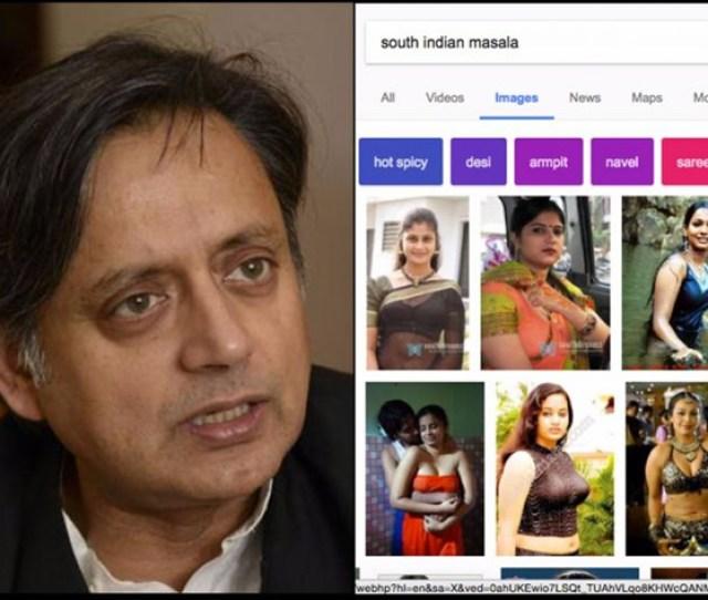 Search For South Indian Masala On Google Ends Up Showing The Hot Pictures Of Actresses Whereas Various Spices North Indian Cuisines Have Been Shown