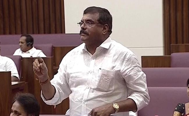 Image result for botsa satyanarayana in assembly