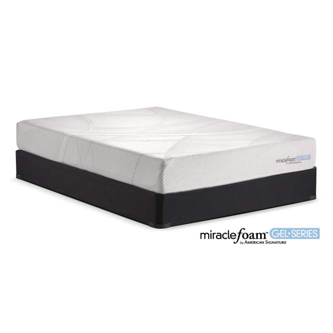 Rejuvenate Ii Firm Full Mattress And Foundation Set