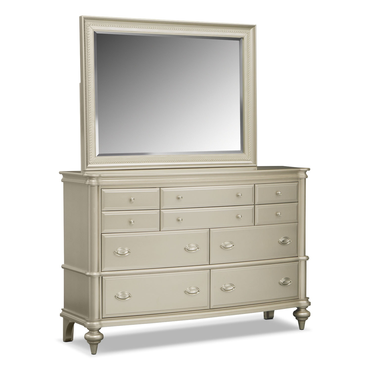 The Esquire Bedroom Collection Platinum Value City
