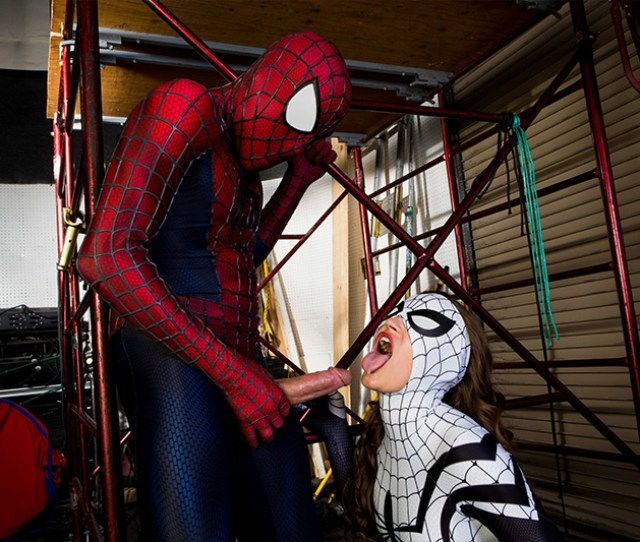 Spiderman Xxx  An Axel Braun Parody