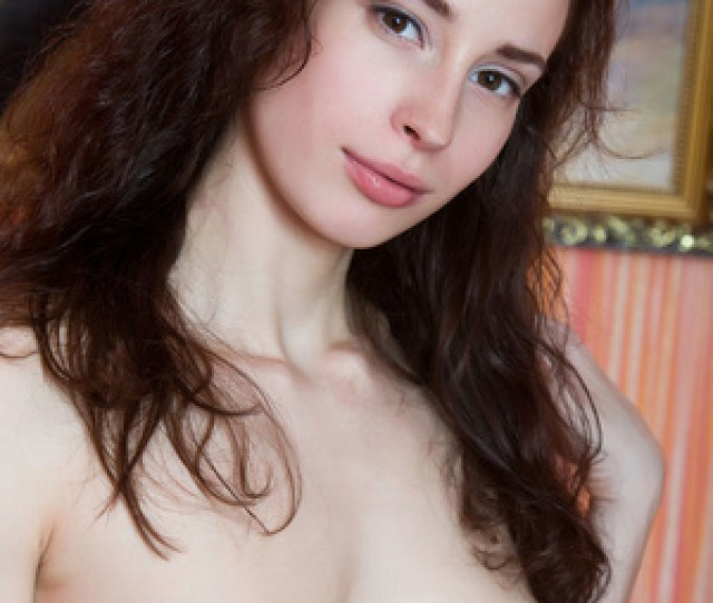 Curvy Shapely Brunette On Chair With Jui Xxx Dessert Picture 1