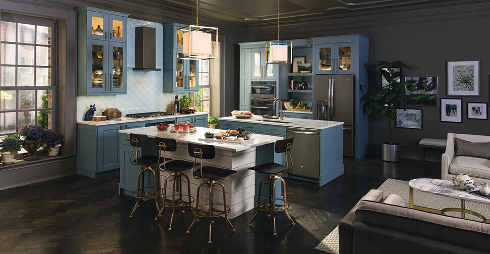 a guide to appliance finish options