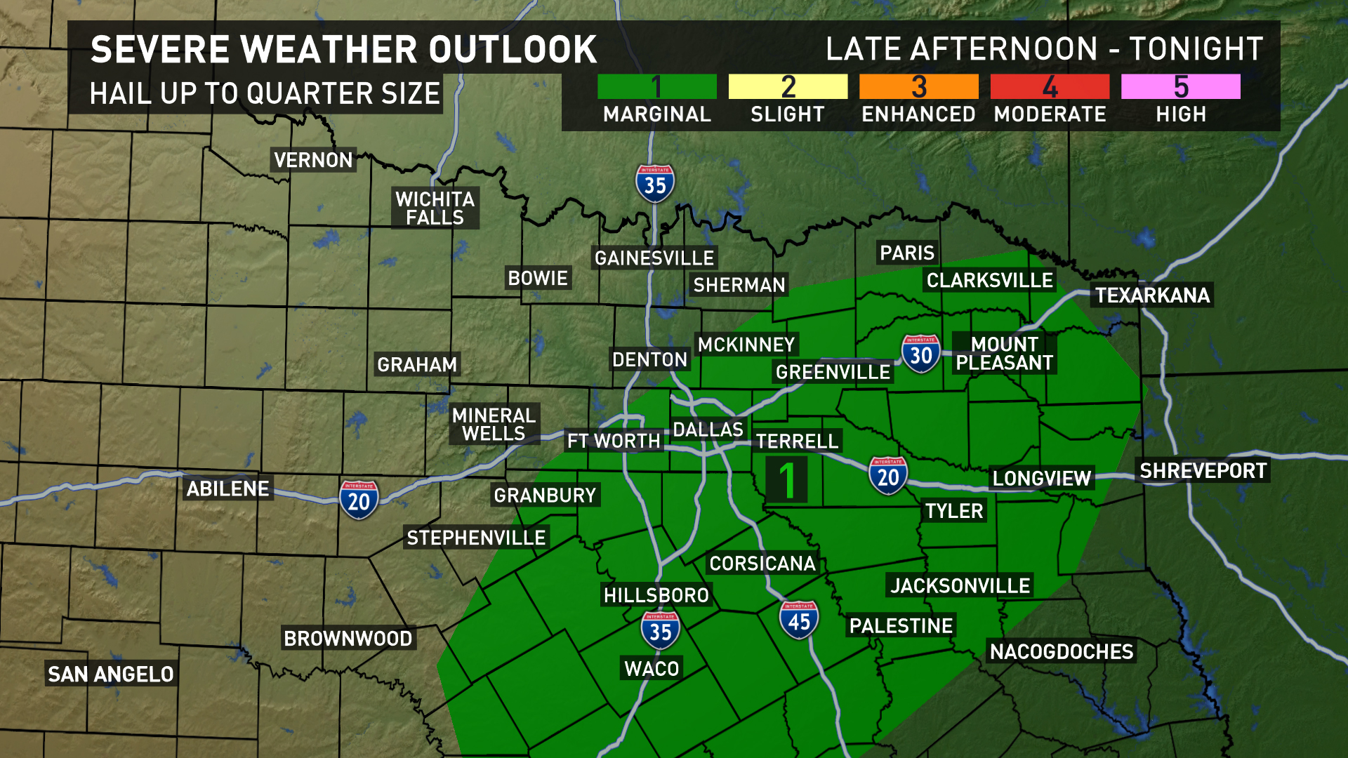 Wfaa Dallas Weather Radar