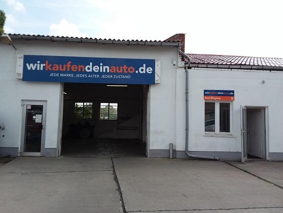 Autoankauf Erfurt Wirkaufendeinauto De