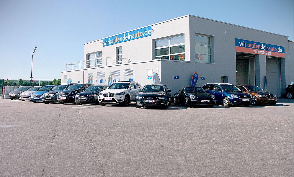 Autoankauf In Halle Saale Wirkaufendeinauto De