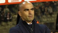 Roberto Martinez - World Cup Semi Final - France v Belgium