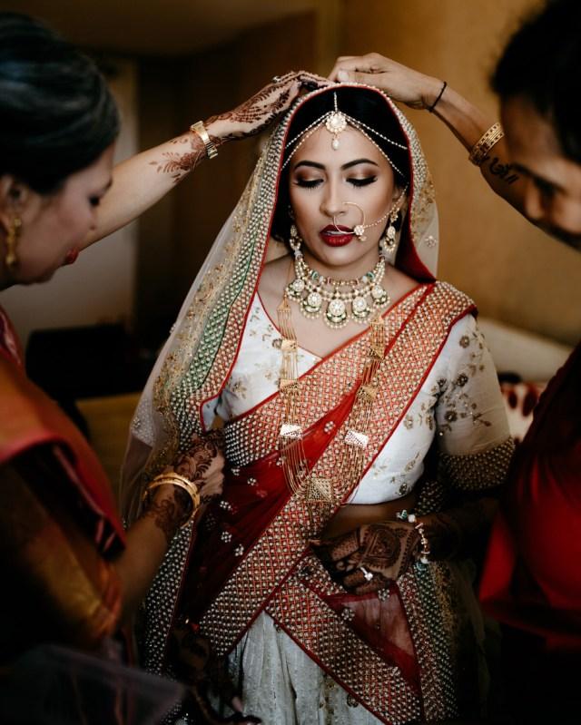 jaimi & shivam - atlanta gujarati indian wedding - yellow
