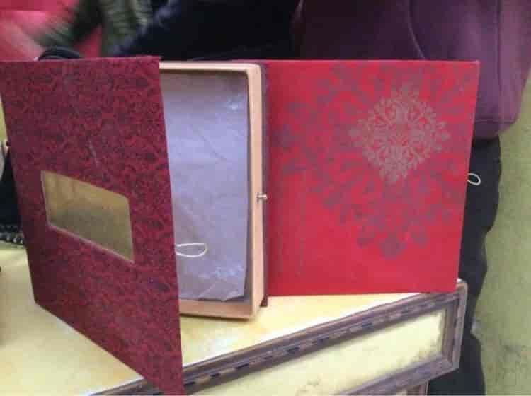 Wedding Card Box Rainbow Enterprises Photos Chawri Bazar Delhi Manufacturers