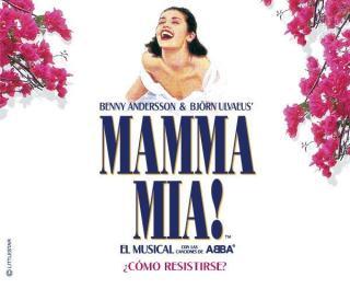 Resultado de imagen de musical mamma mia