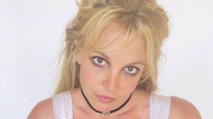 Britney Spears in July 2020