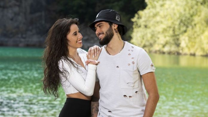 "Siria and Davide, ""Temptation Island""-Attendees"