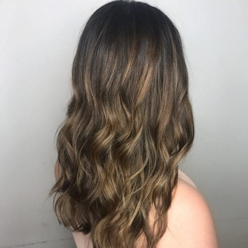 Can Dark Brown Hair Be Dyed Light Brown