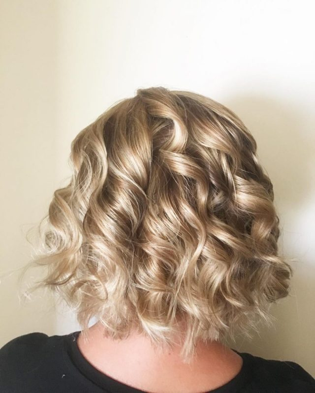 36 curled hairstyles tending in 2019 - so grab your hair