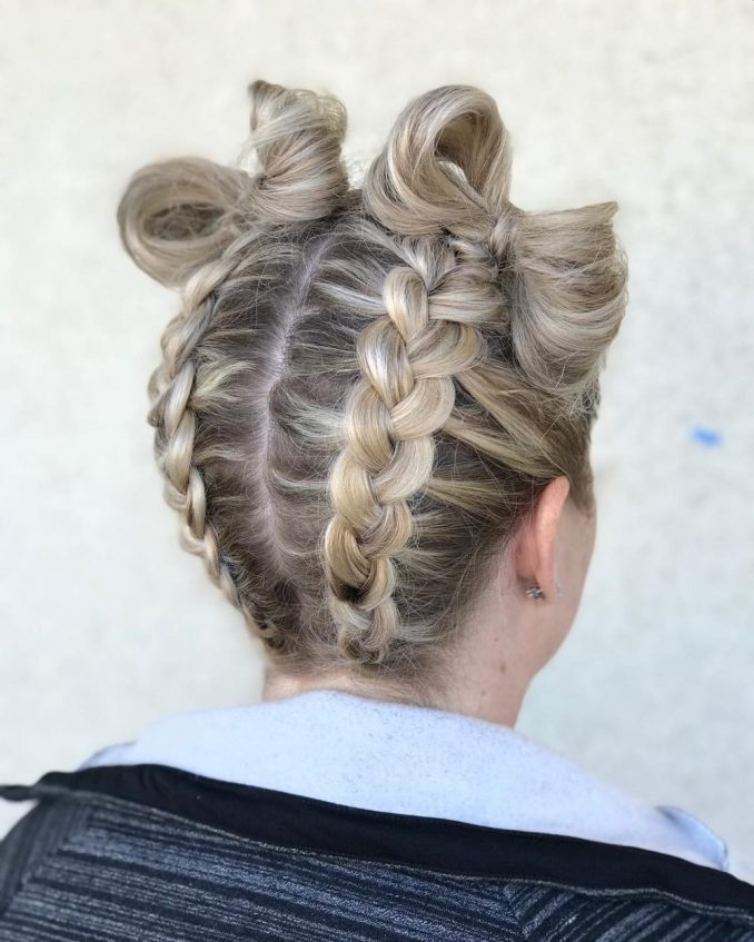 Image Result For Curling Long Hair