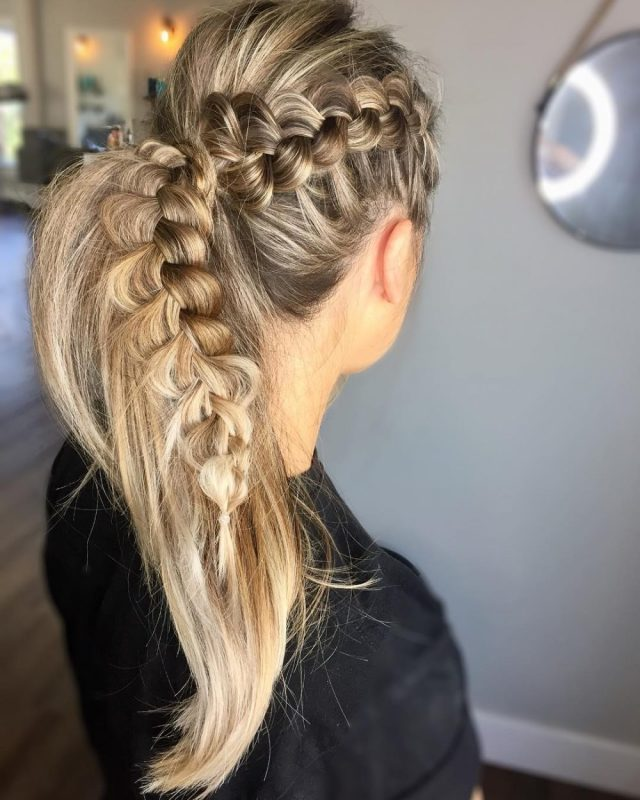 cute hairstyles for long hair | galhairs