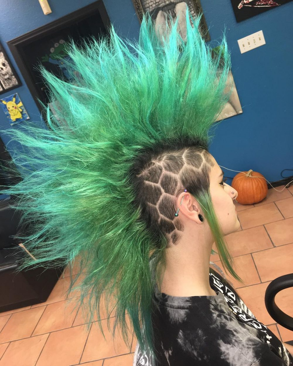 18 Punk Hairstyles For Women Trending In 2019
