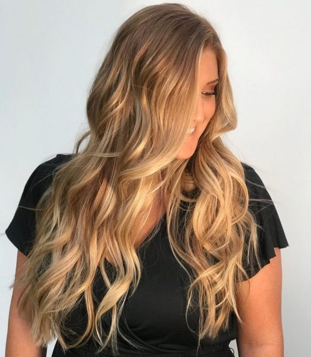 25 prettiest hair highlights for brown, red & blonde hair in