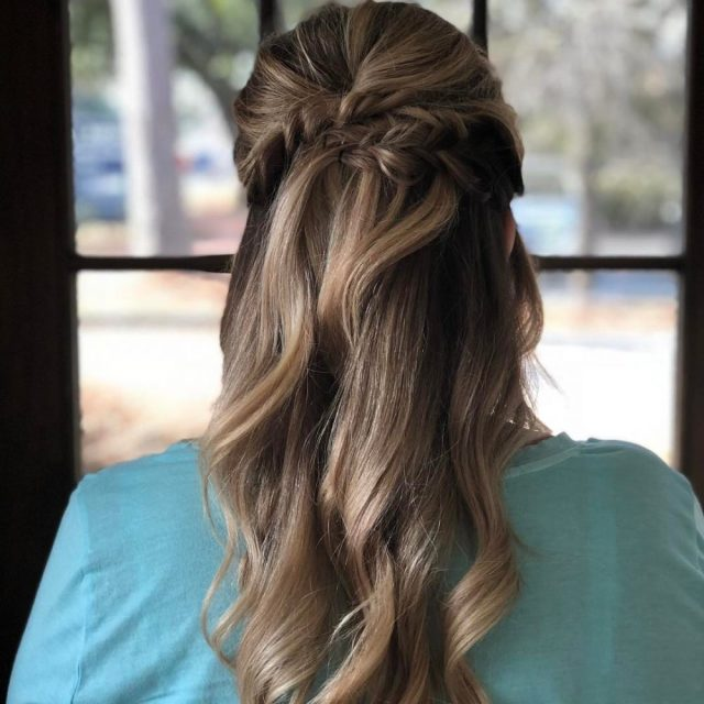 princess hairstyles: the 26 most charming ideas for 2019
