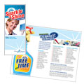 House Cleaning Business Brochure Design