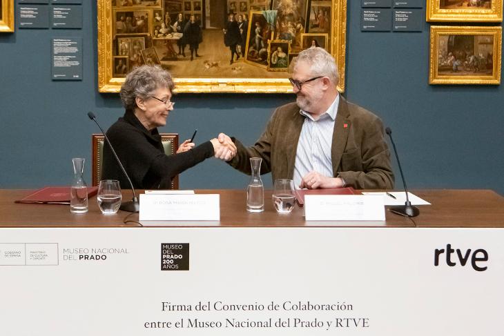 Radio Televisión Española s'engage pour la célébration du bicentenaire du Prado