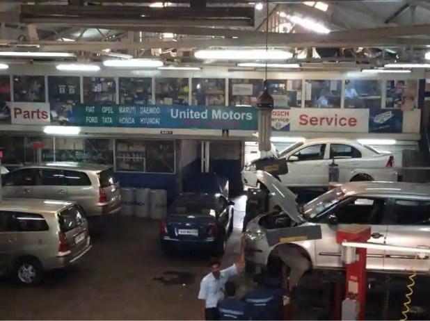 Bosch Car Service Center Rajajinagar Bangalore