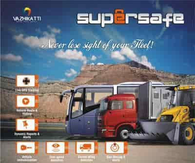 Supersafe Gps Vehicle Tracking System Manufacturers In Chennai