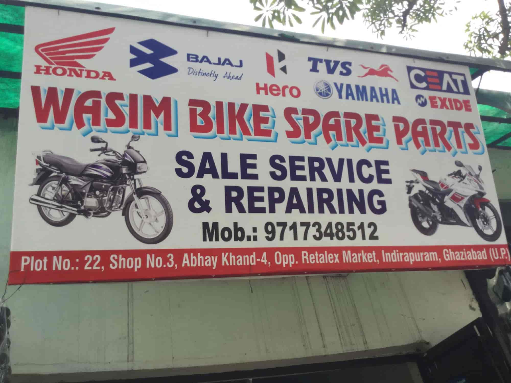 Honda Bike Spare Parts Online India
