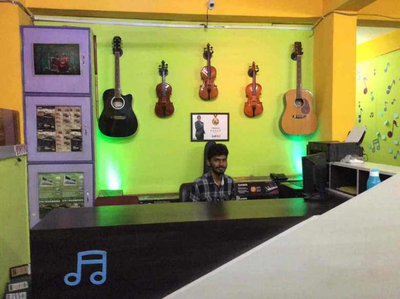 7 musicals, miyapur - music classes in hyderabad - justdial