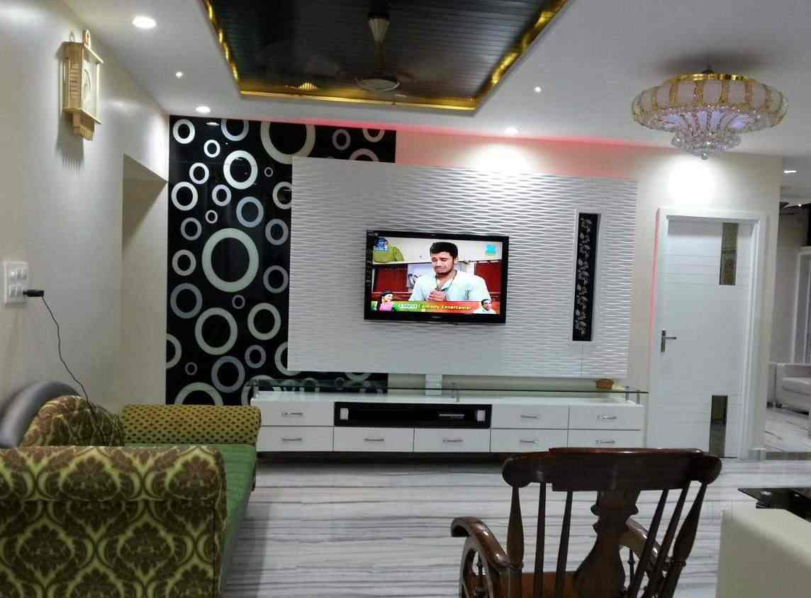 Dream House Interior Design Photos  Kukatpally  Hyderabad  Pictures         Hall Interior Design   Dream House Interior Design Photos  Kukatpally   Hyderabad   House Painters