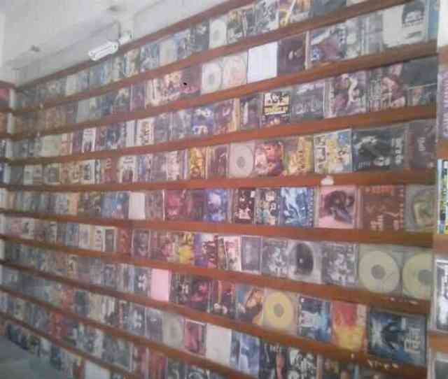 Inside View Of Shop New Verma Cd And Dvd Store Photos Bhawar Kuan