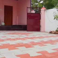 himasree parking tiles and elevation