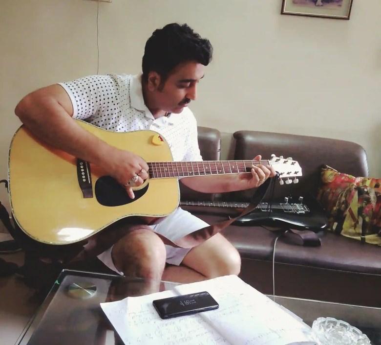 basant guitar classes photos, vashi, mumbai- pictures & images