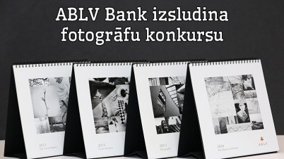 ABLV BANK IZSLUDINA FOTOGRĀFU KONKURSU