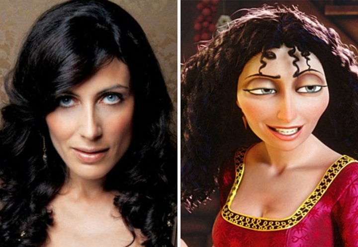 Lisa Edelstein - Mother Gothel