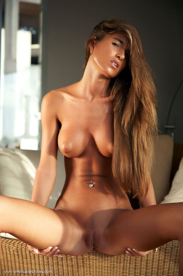 Incredible Hot Nude Girl Nessa 12