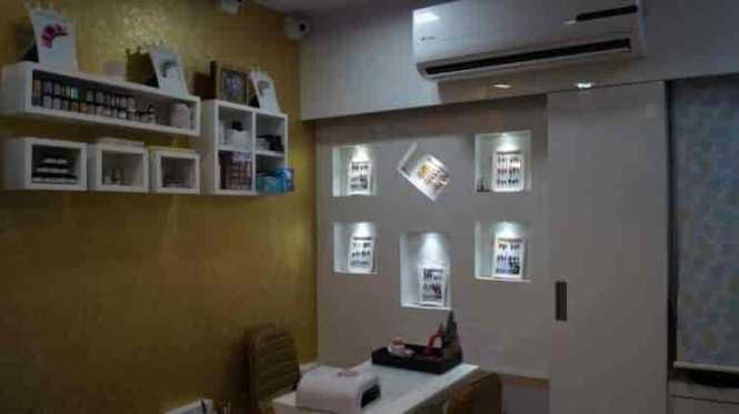Kims Nail Art Spa And Academy Closed Down Zorains Studio In Bangalore About Zorain Khaleeli Right From The