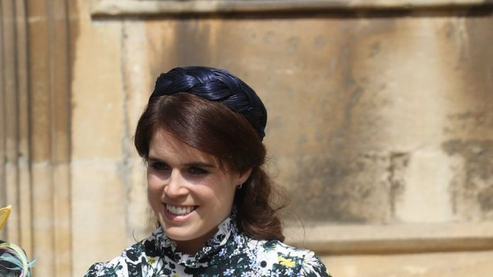 Princess Eugenie in the year 2019