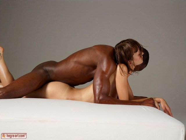 Prev Picture Next Picture  C2 B7 Soft Interracial Sex 11