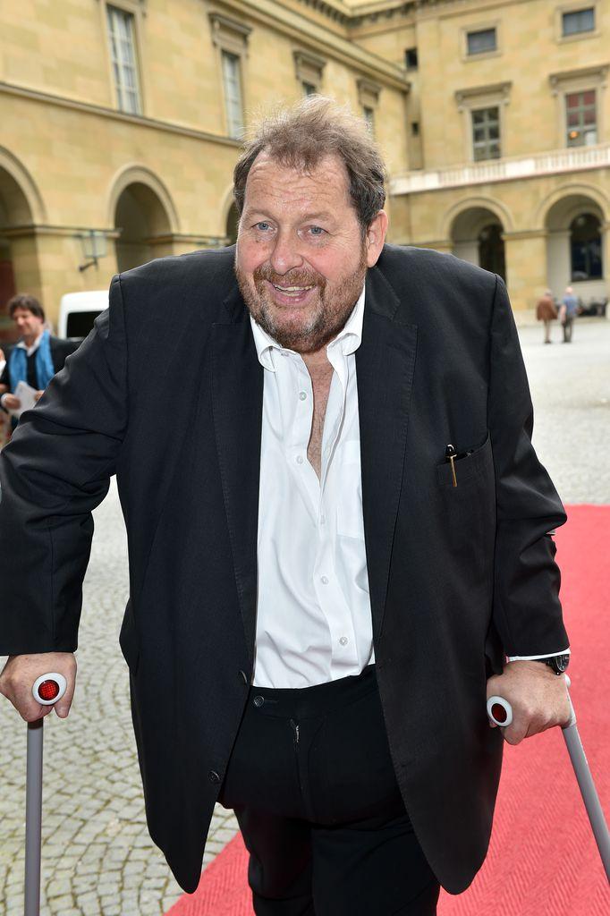 Ottfried Fischer Jawort Im Rollstuhl