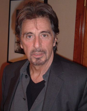 Al Pacino Eyeing Tommy Lasorda Feature