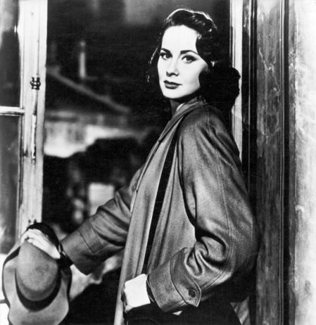 Film Noir The Third Man Anna Schmidt Alida Valli Femme Fatale