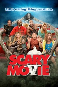 Poster for 2013 comedy Scary Movie 5