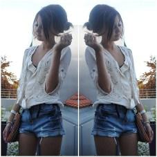 Lookbook | Zara vest