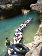 Cave Tubing - Belize