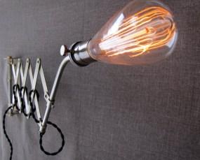lamp edison bare